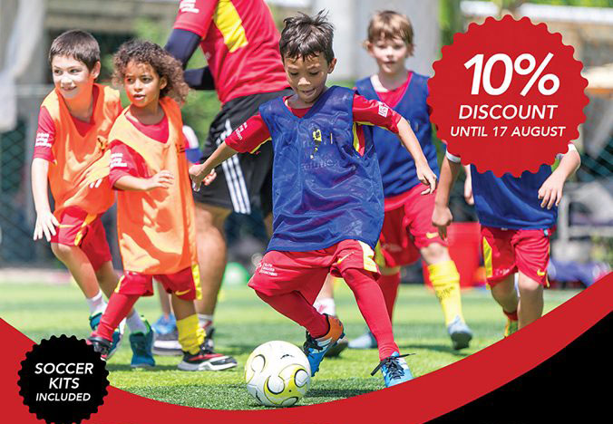 Elite Soccer Coaching Football School Early Bird Discount