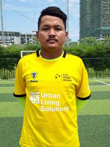 Elite Soccer Coaching - Coach Ney Bunsopheaktra