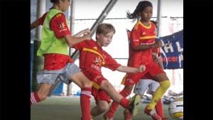 Soccer School Phnom Penh