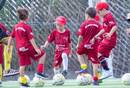 Soccer School (5-7 years)