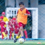 Soccer School (8-10 years)