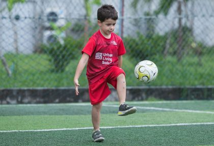 Soccer School (5-8 years)