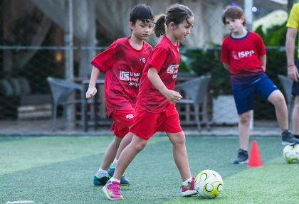 Soccer School (7-11 years)